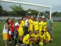 Selección Juvenil femenina de Ocoa ©® www.Elnuevodiario.com