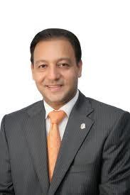 Abel Martínez, Pte. de la Cámara de Diputados.